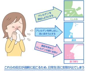 アレルギー 性 鼻炎 と は